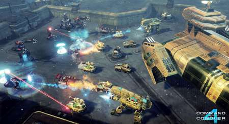 Command and Conquer 4 Tiberian Twilight 1
