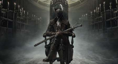 Bloodborne The Old Hunters 1