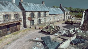Steel Division Normandy 44 Back to Hell - náhled