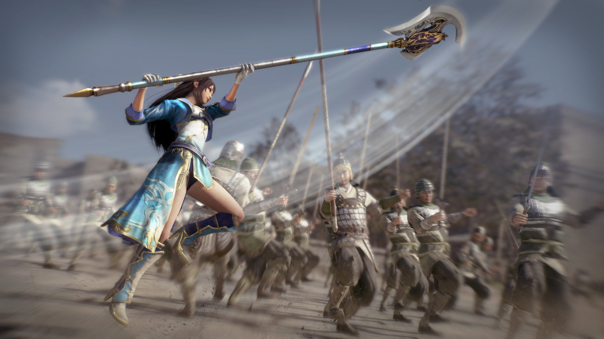 Dynasty Warriors 9 5