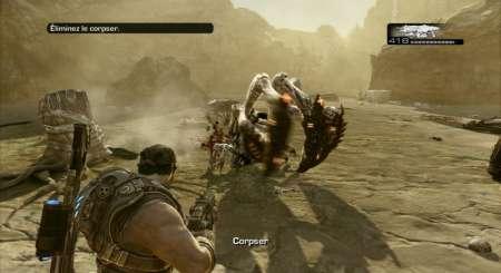 Gears of War 3 Commando Dom Xbox 360 2385