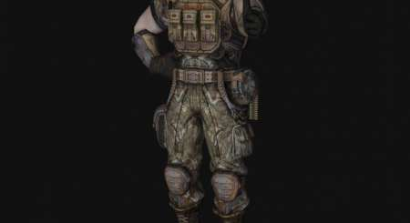 Gears of War 3 Commando Dom Xbox 360 627