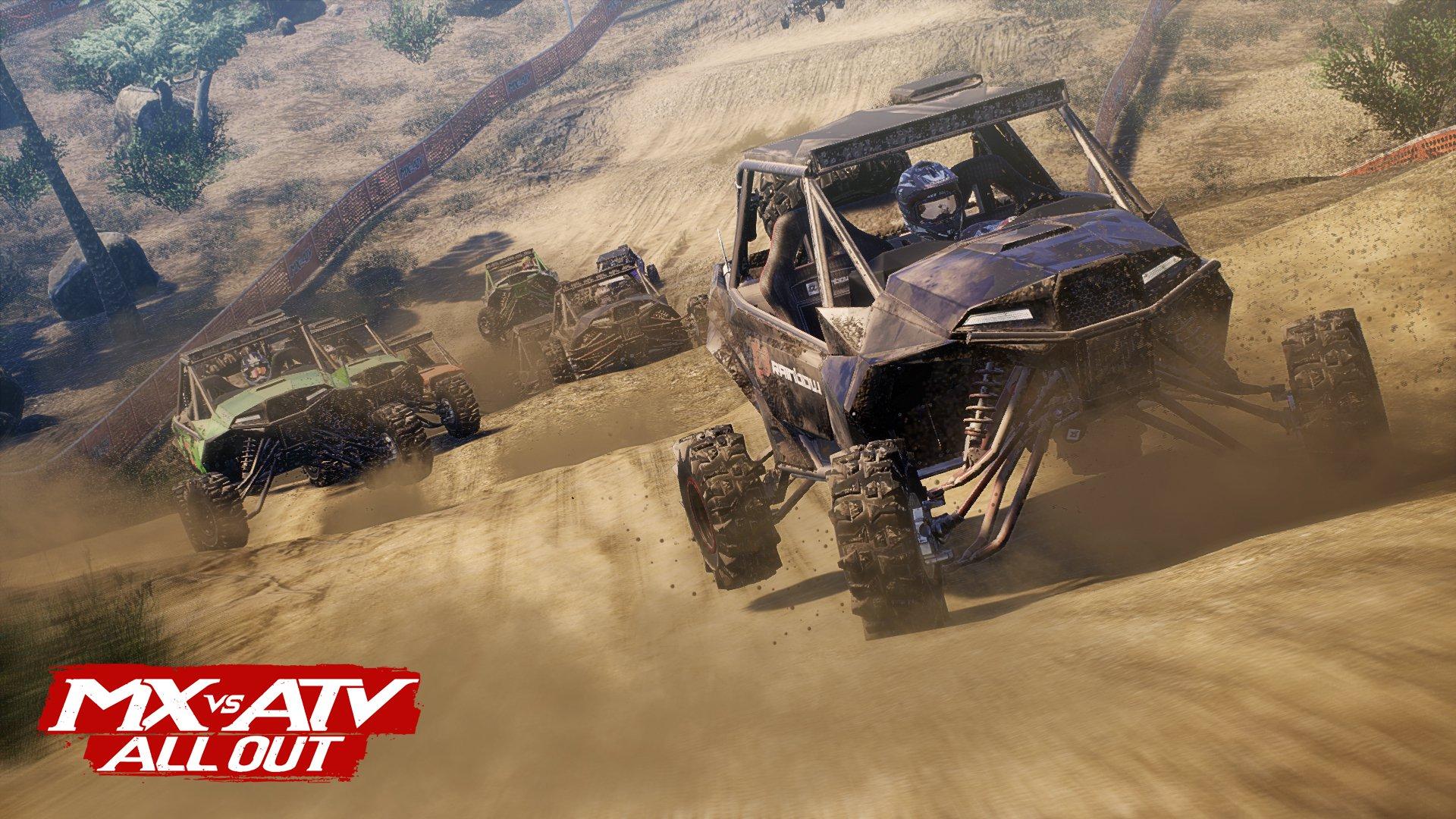 MX vs ATV All Out 7