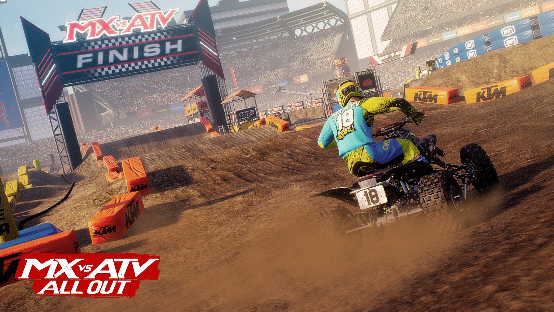 MX vs ATV All Out 9
