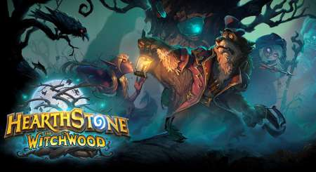 15x Hearthstone The Witchwood 1
