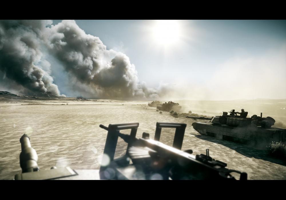 Battlefield 3 Aftermath 2050