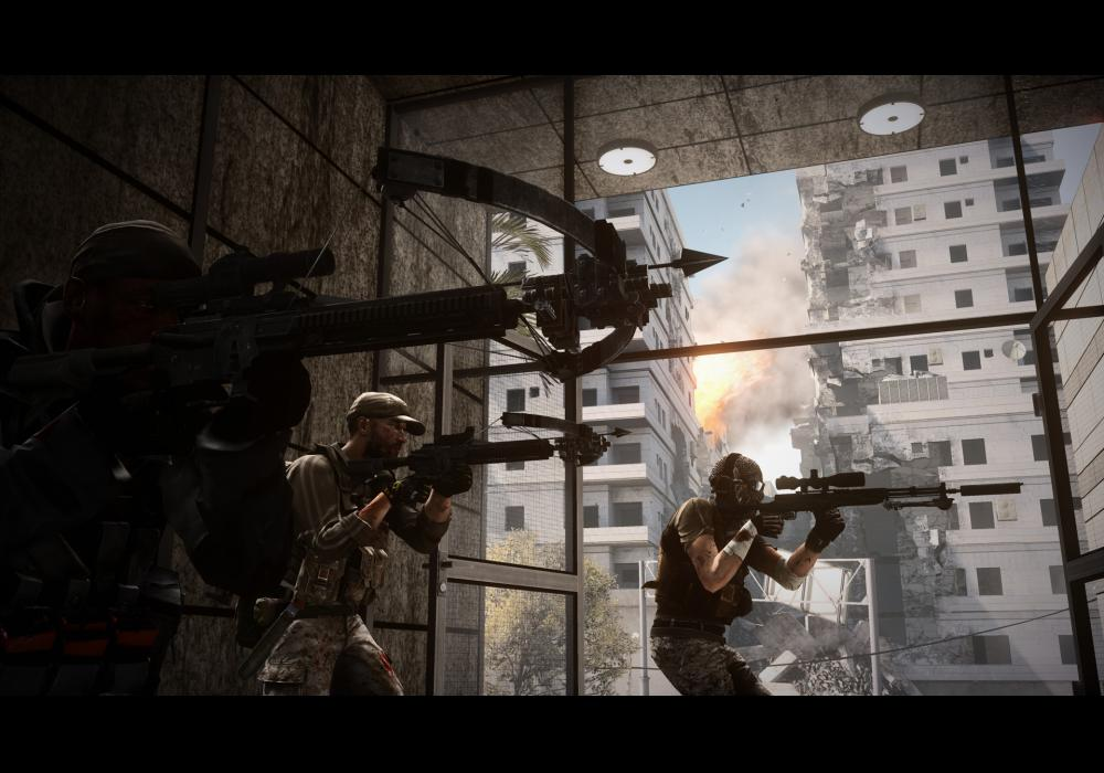 Battlefield 3 Aftermath 709