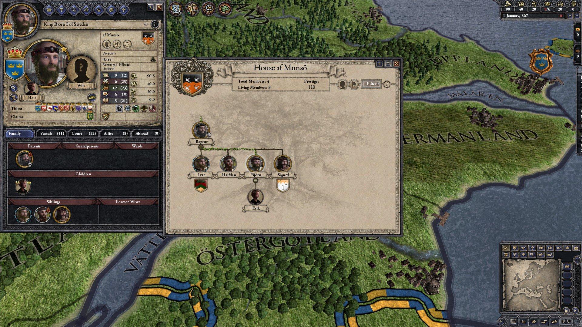 Crusader Kings II The Old Gods 9