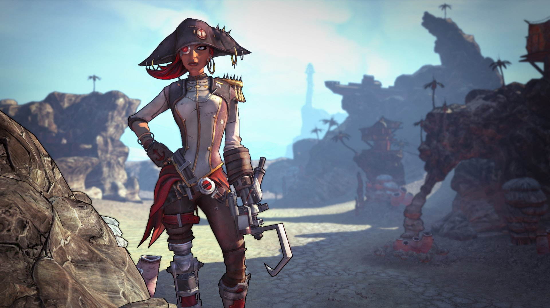 Borderlands 2 Captain Scarlett and her Pirate Booty 4