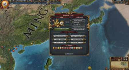 Europa Universalis IV Mandate of Heaven 1