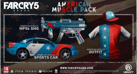 Far Cry 5 American Muscle Pack 1