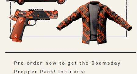 Far Cry 5 Doomsday Prepper Pack 1