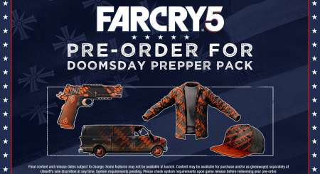 Far Cry 5 Doomsday Prepper Pack 2