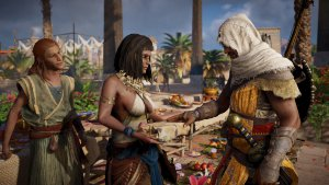 Assassins Creed Origins The Curse of the Pharaohs - náhled