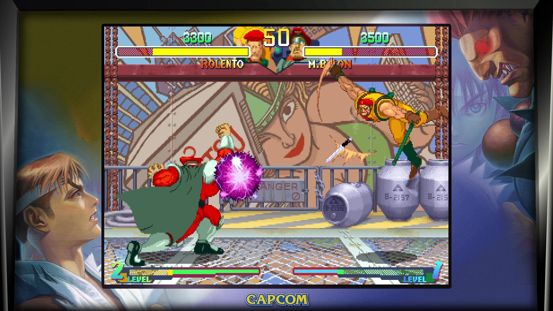 Street Fighter 30th Anniversary Collection 10
