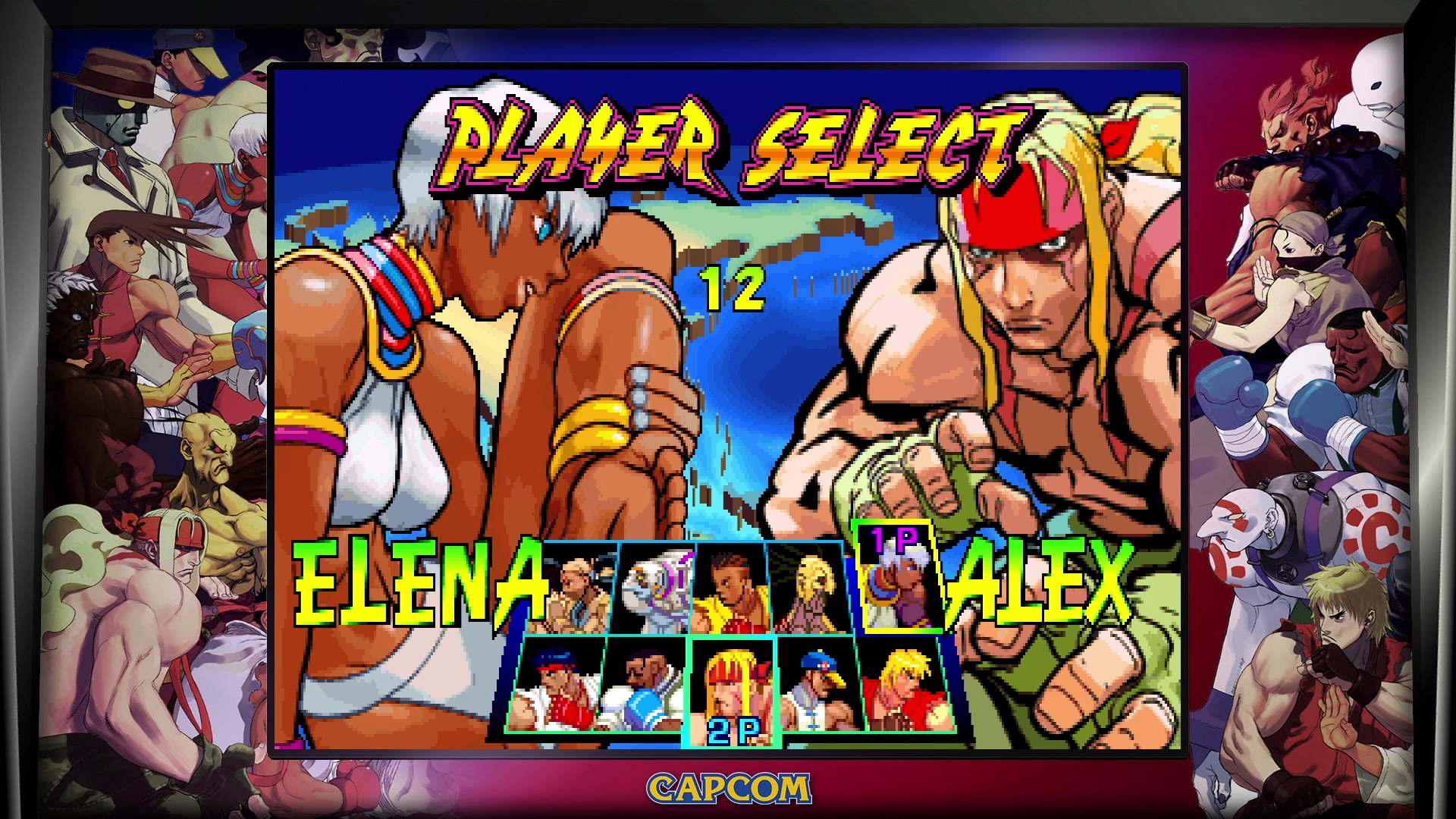 Street Fighter 30th Anniversary Collection 13