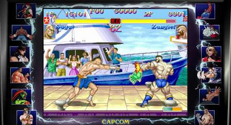 Street Fighter 30th Anniversary Collection 1