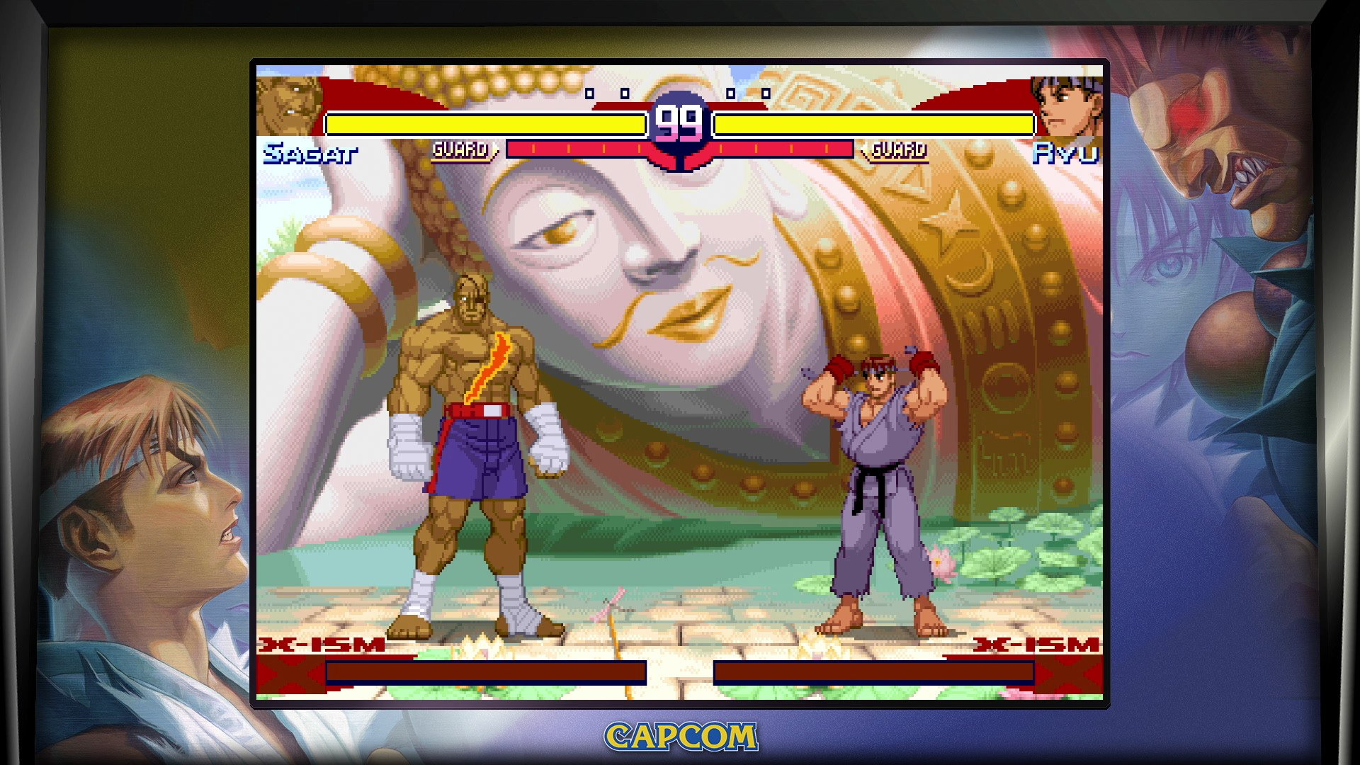 Street Fighter 30th Anniversary Collection 7