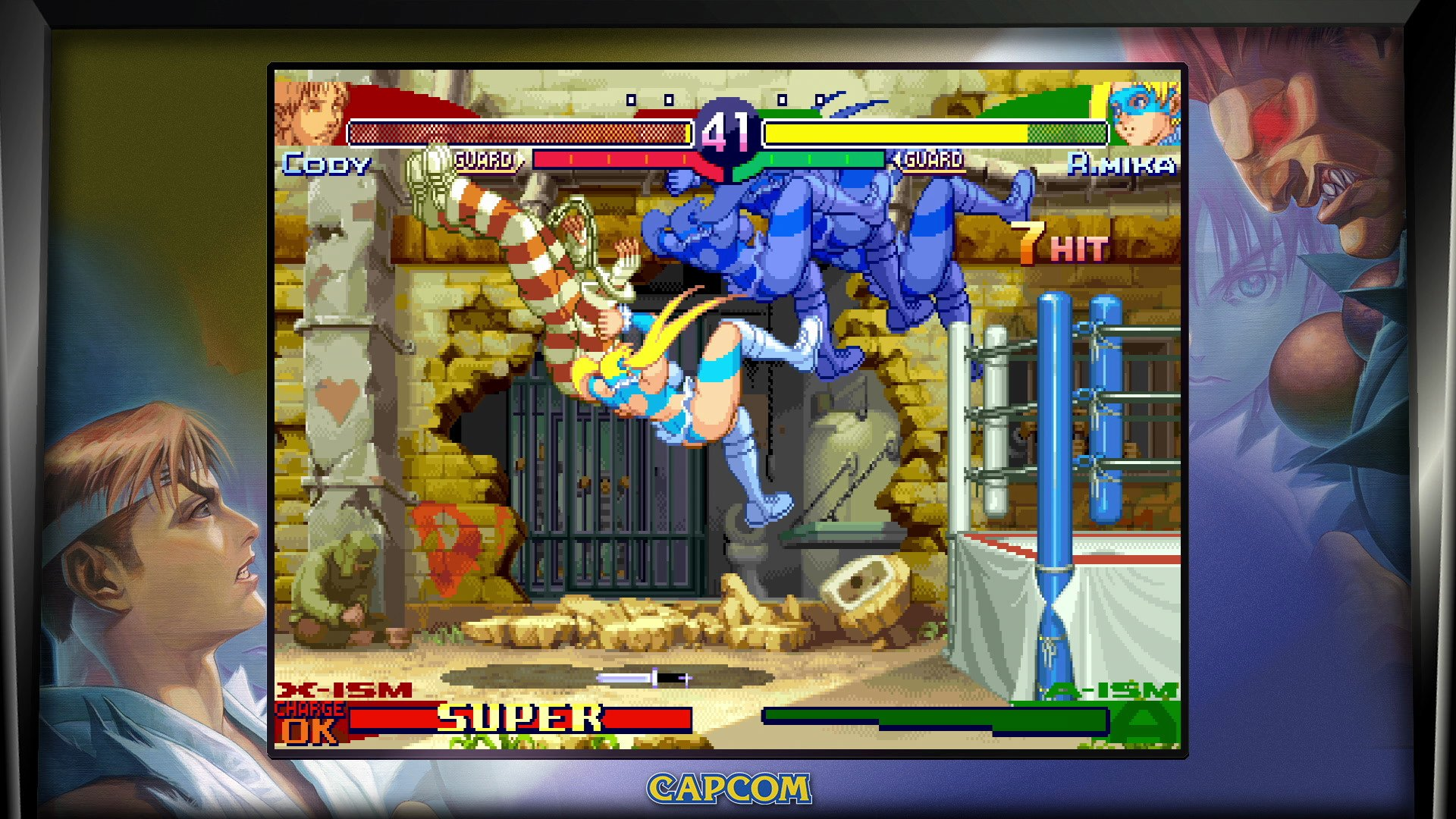 Street Fighter 30th Anniversary Collection 8