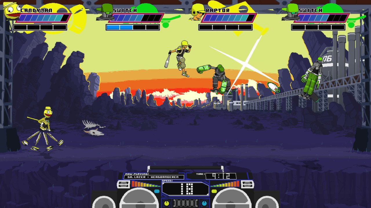 Lethal League 3