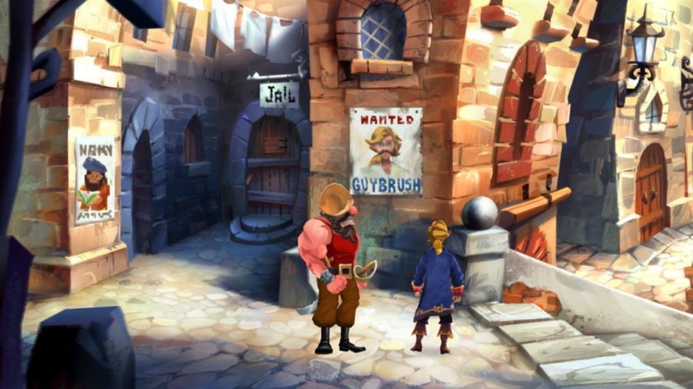 Monkey Island 2 Special Edition LeChucks Revenge 11