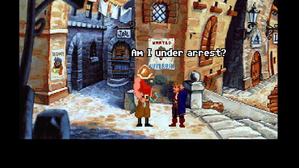 Monkey Island 2 Special Edition LeChucks Revenge 12