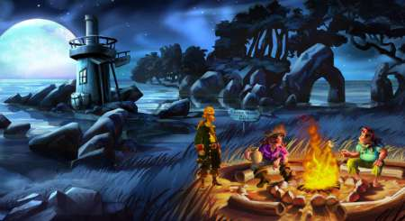 Monkey Island 2 Special Edition LeChucks Revenge 1