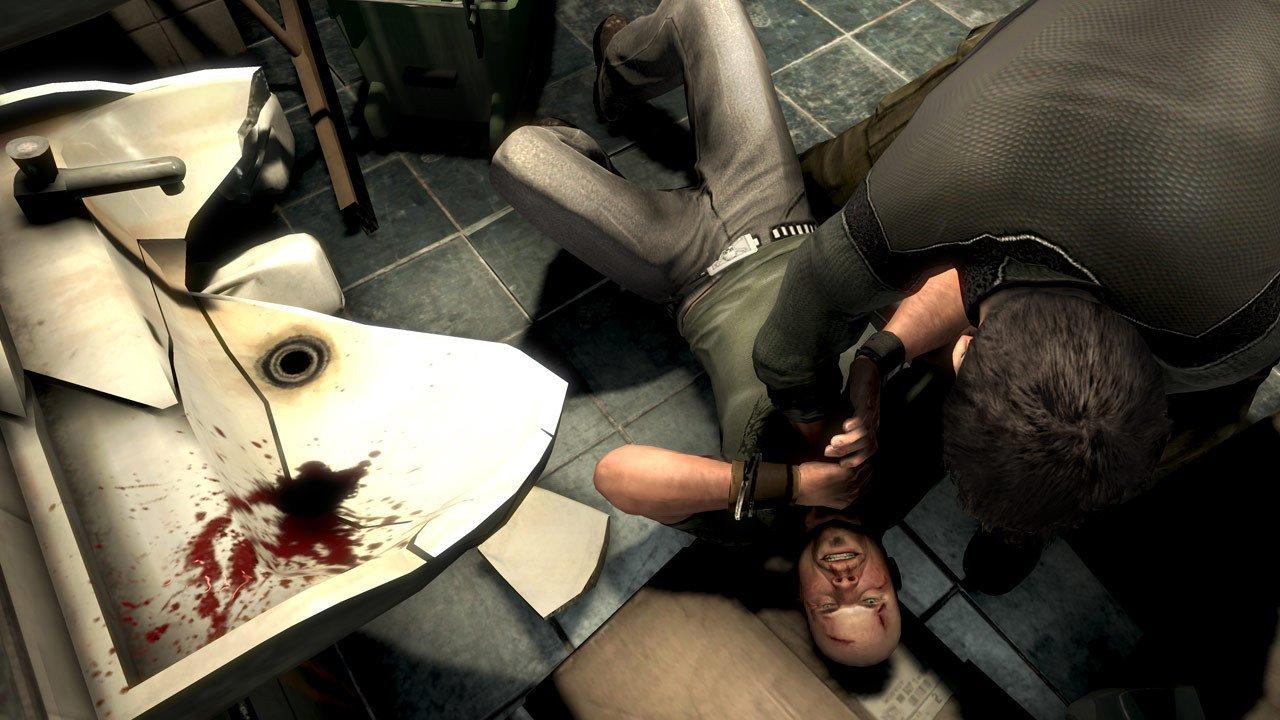 Tom Clancys Splinter Cell Conviction 10