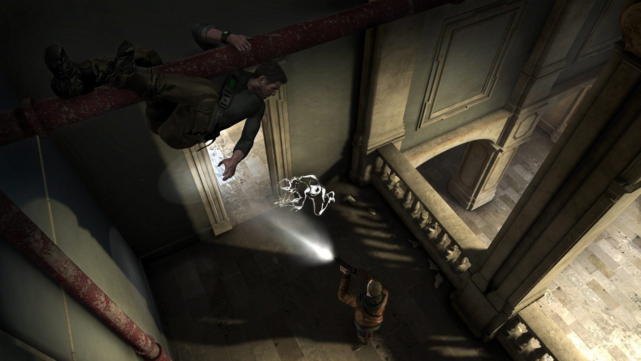 Tom Clancys Splinter Cell Conviction 11
