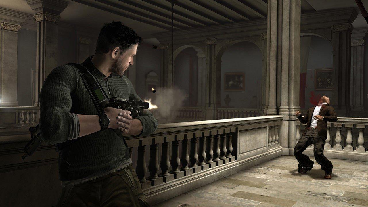 Tom Clancys Splinter Cell Conviction 15
