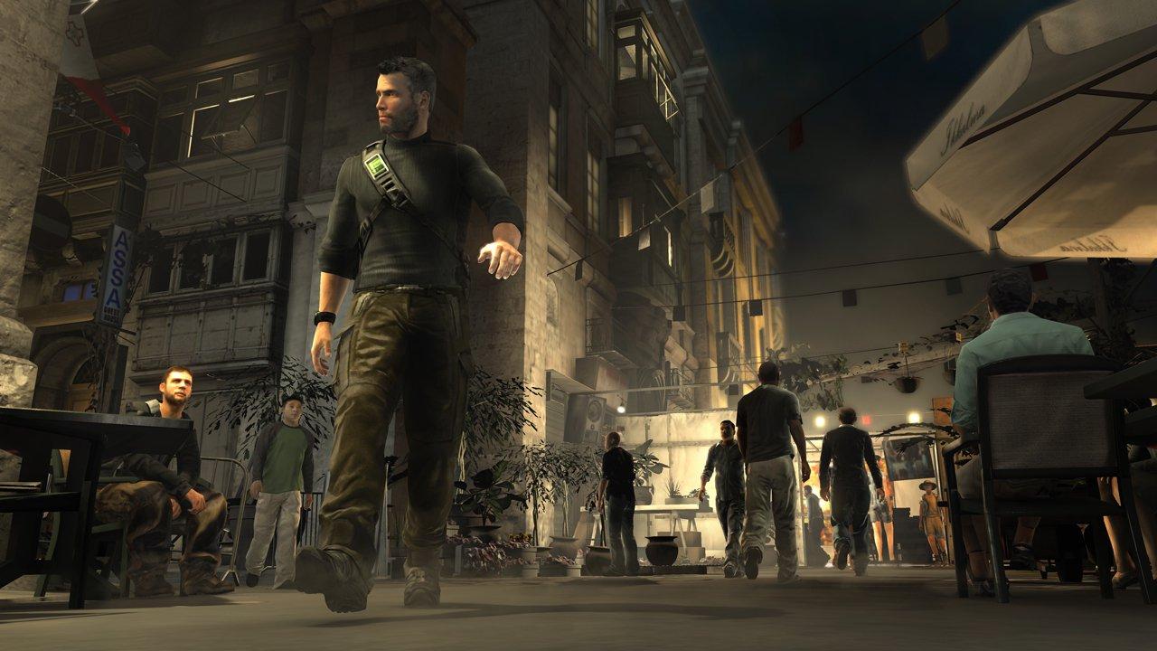 Tom Clancys Splinter Cell Conviction 2