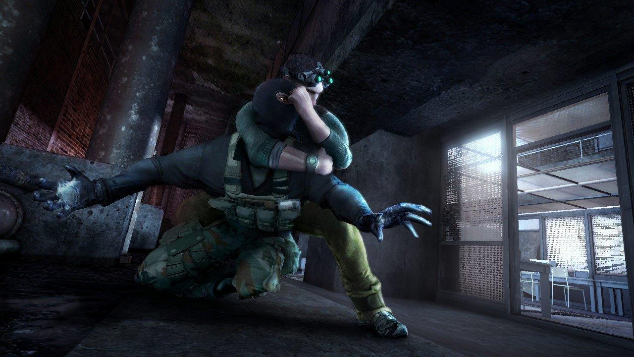 Tom Clancys Splinter Cell Conviction 24