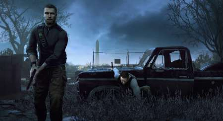 Tom Clancys Splinter Cell Conviction 25