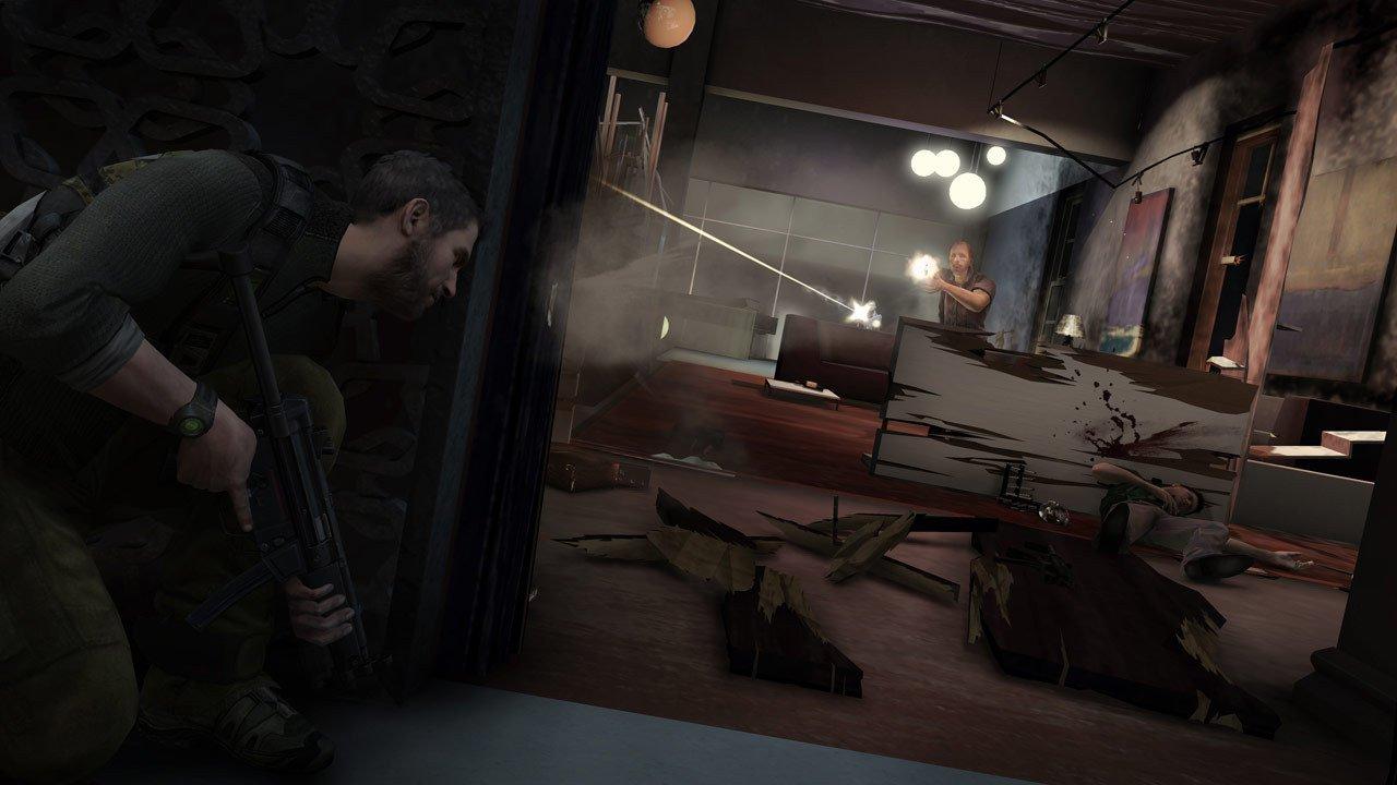 Tom Clancys Splinter Cell Conviction 5