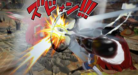 One Piece Burning Blood 13