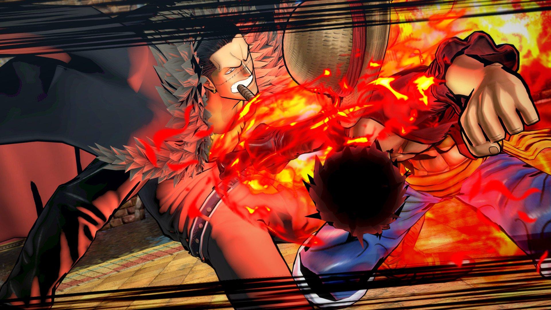 One Piece Burning Blood 7