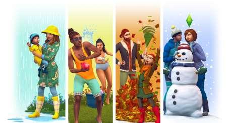 The Sims 4 Roční období 1