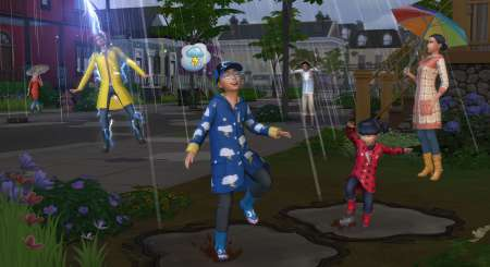 The Sims 4 Roční období 2