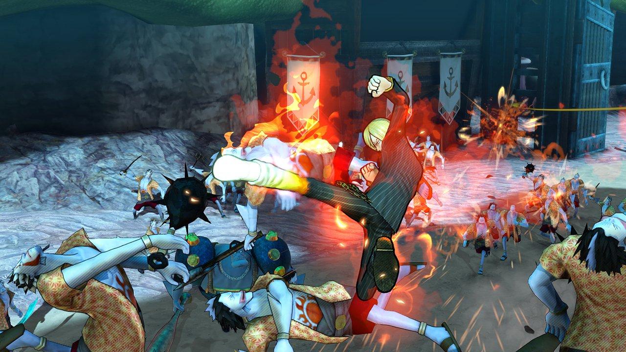One Piece Pirate Warriors 3 10