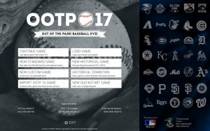 Out of the Park Baseball 17 - náhled