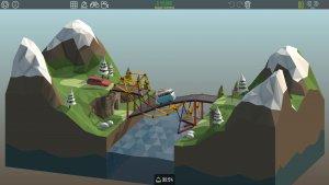 Poly Bridge - náhled