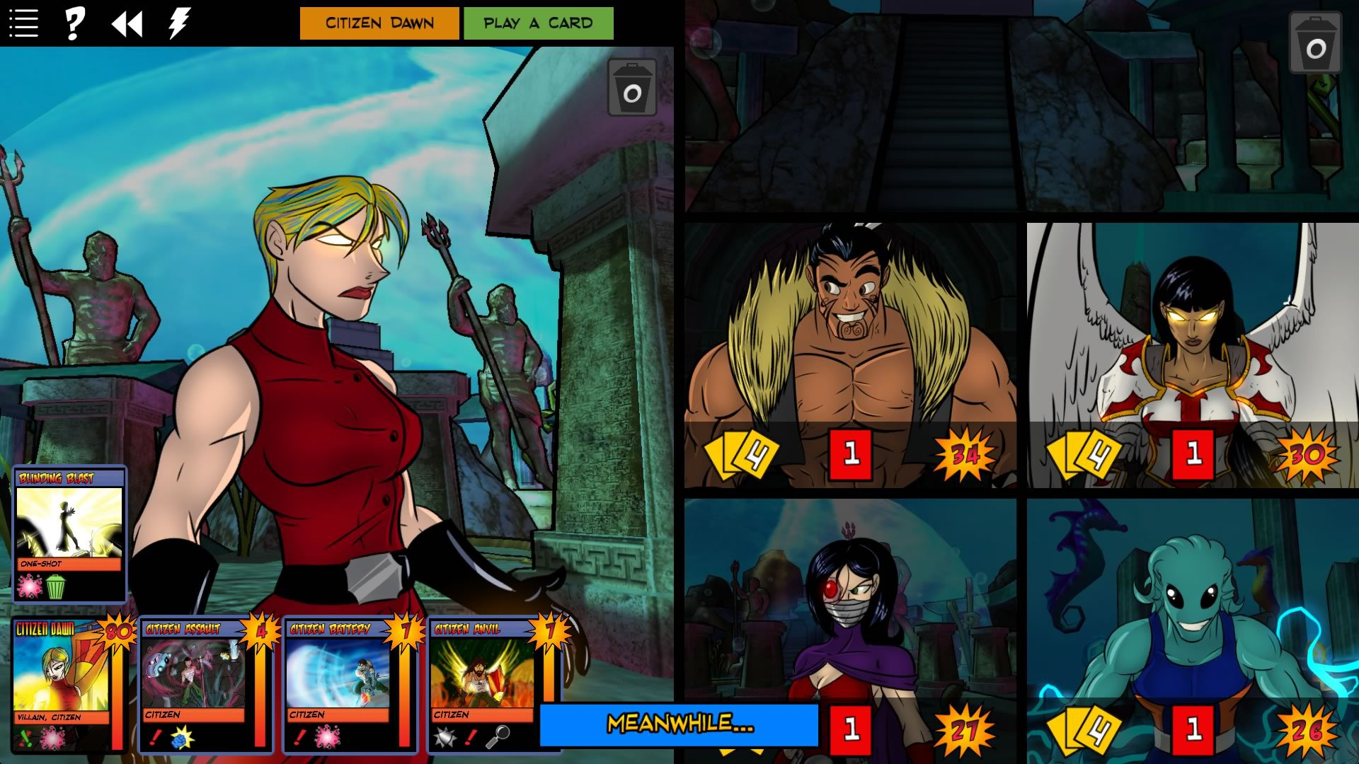 Sentinels of the Multiverse 10