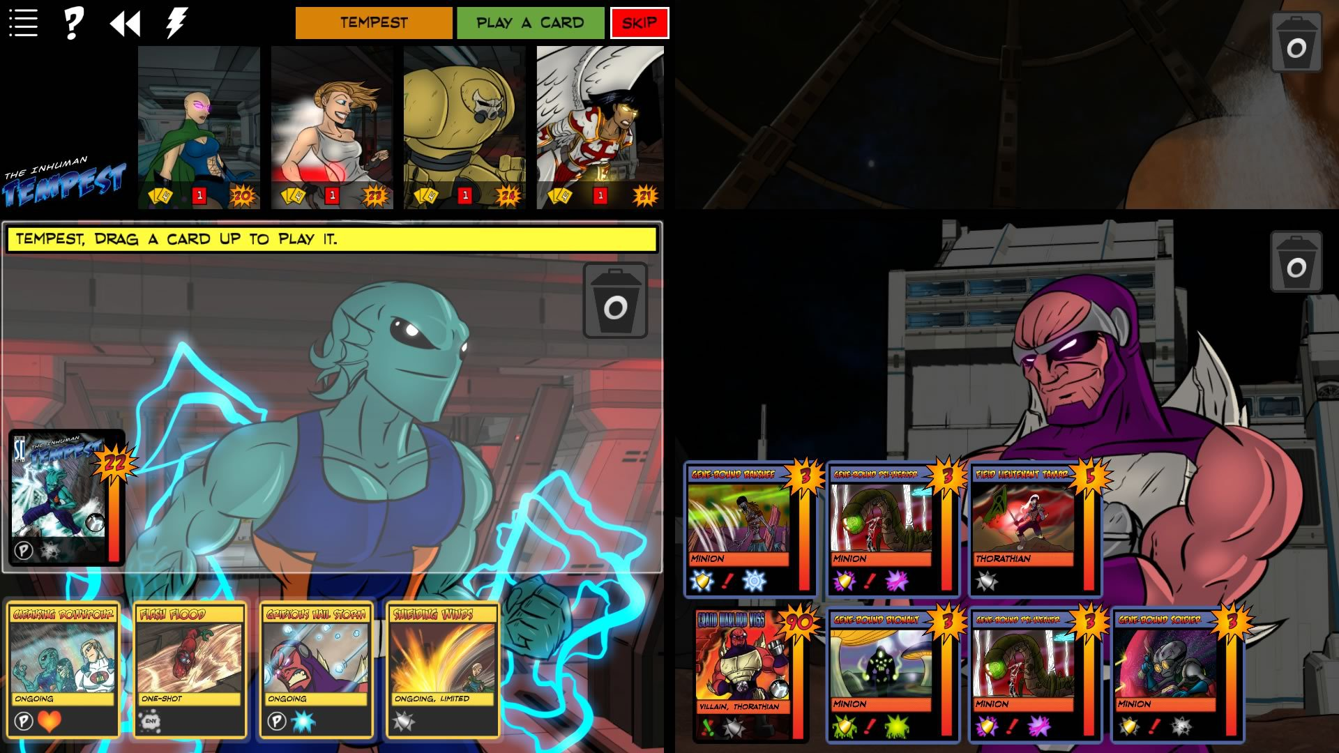 Sentinels of the Multiverse 13