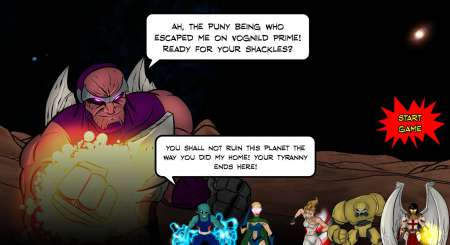 Sentinels of the Multiverse 11