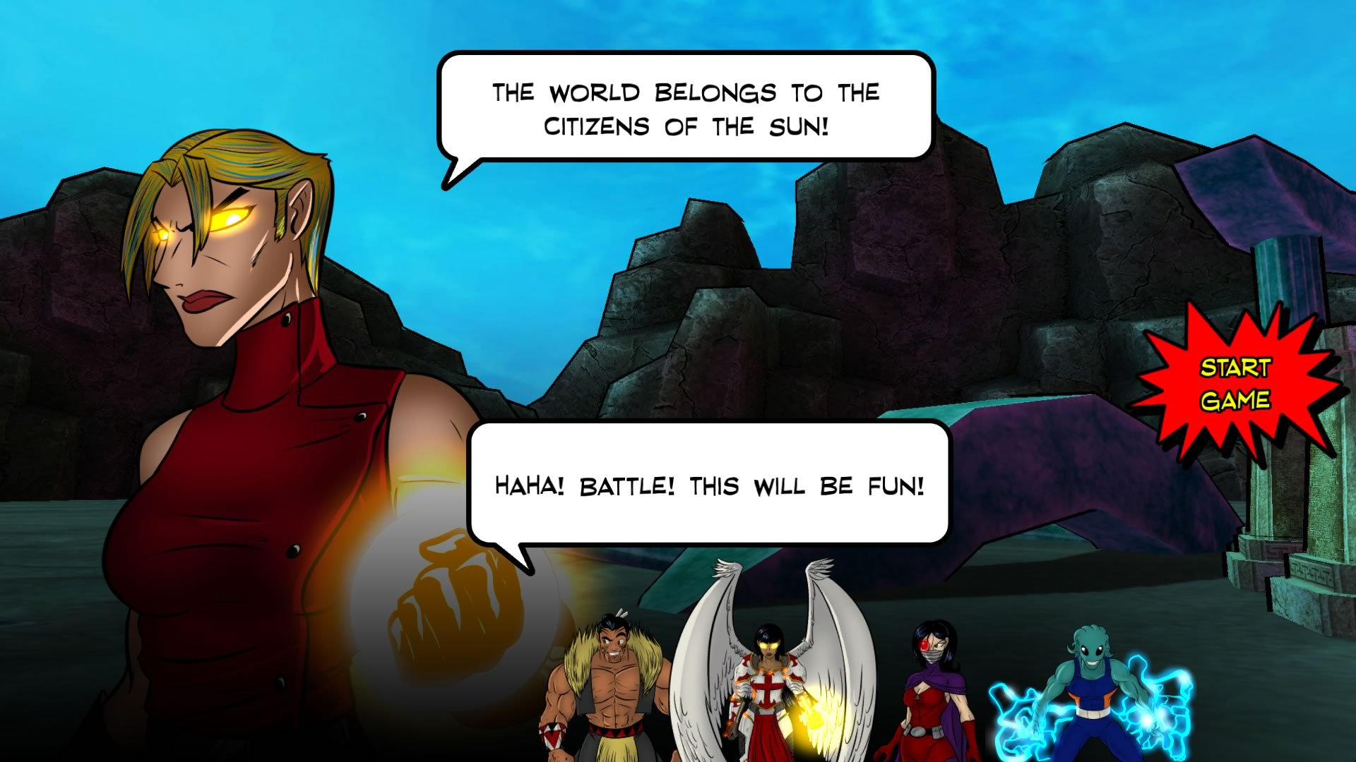 Sentinels of the Multiverse 9
