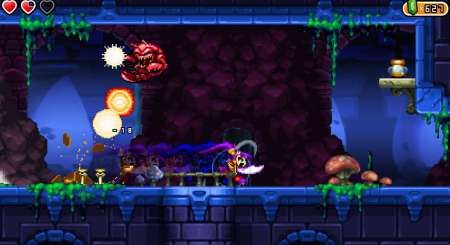 Shantae and the Pirates Curse 4