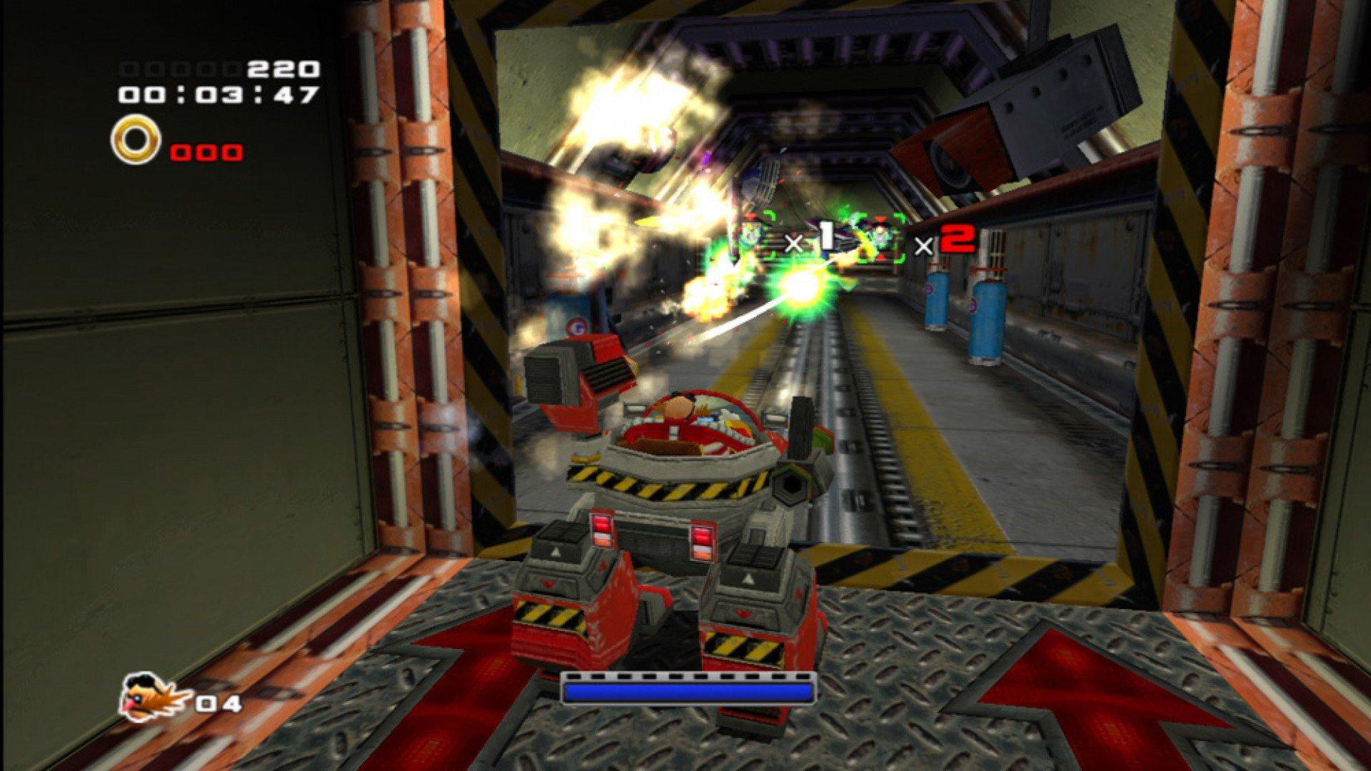 Sonic Adventure 2 6