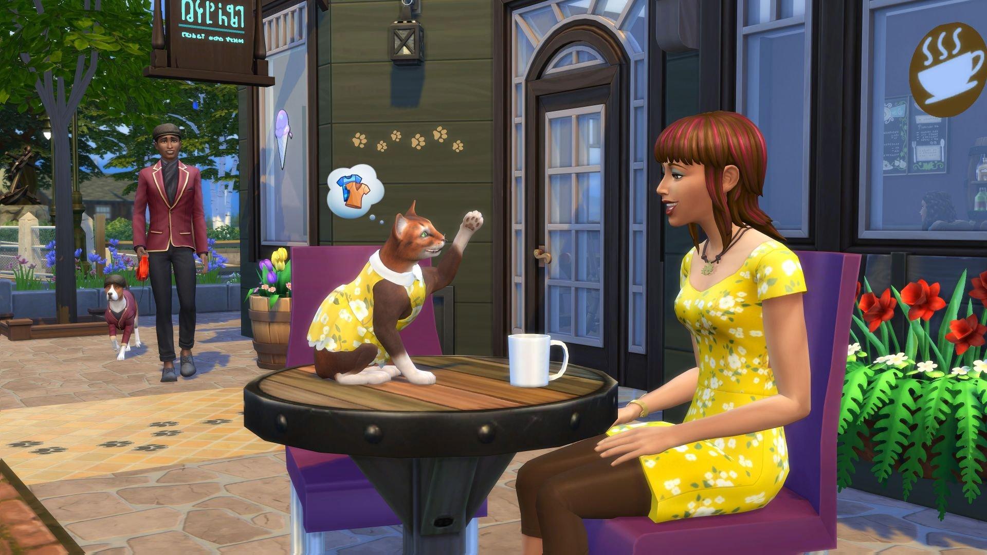 The Sims 4 Můj první mazlíček 2