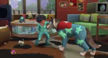 The Sims 4 Můj první mazlíček 4