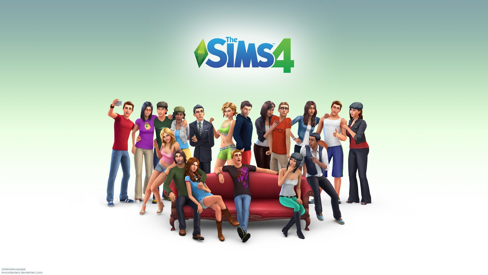 The Sims 4 Xbox One 1